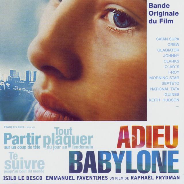 Various Artists Adieu Babylone album cover