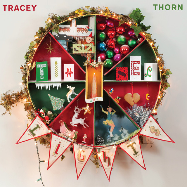 more by tracey thorn - Christmas Hard Candy