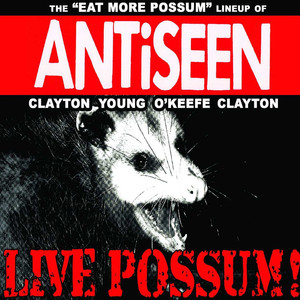Live Possum! album