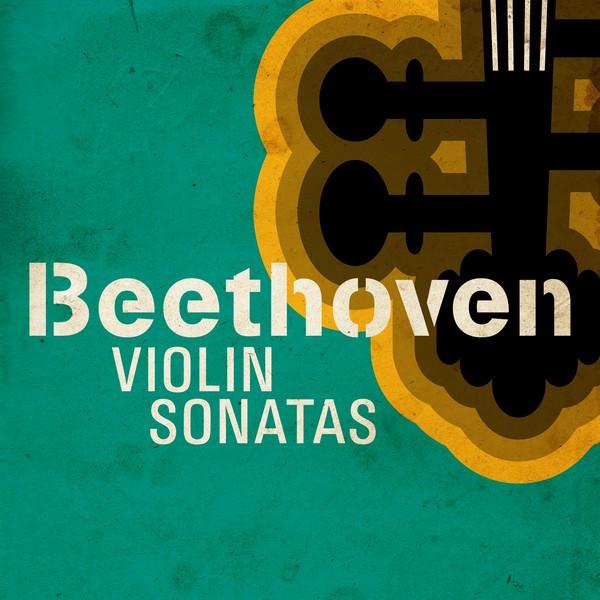 Beethoven Violin Sonatas Albumcover