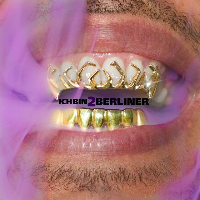 Album cover for Ich bin 2 Berliner by Ufo361