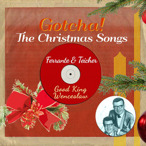 Ferrante and Teicher Santa Claus Is Coming to Town cover