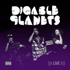 Digable Planets The May 4th Movement cover