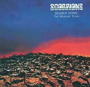 Scorpions Edge of Time cover