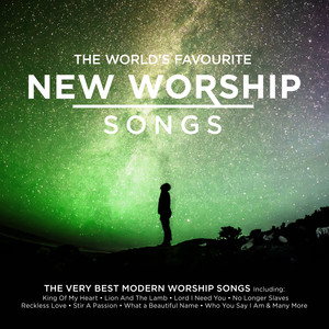 World's Favourite New Worship Songs album