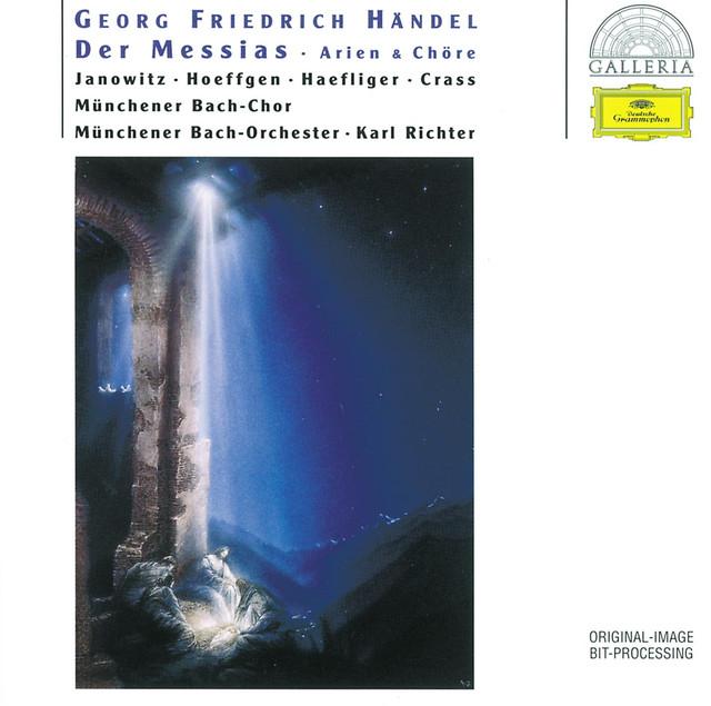 Handel: Messiah - Arias & Choruses