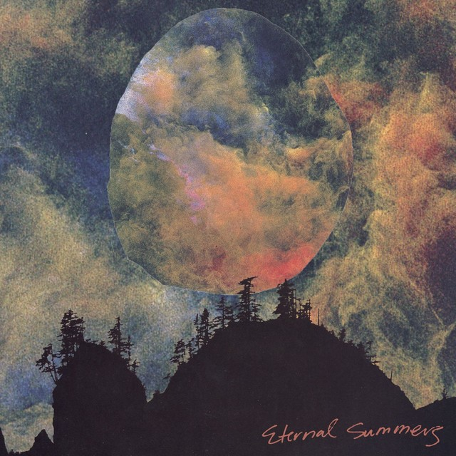 Album cover for The Drop Beneath by Eternal Summers