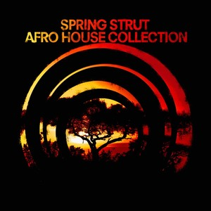 Spring Strut Afro House Collection Albumcover