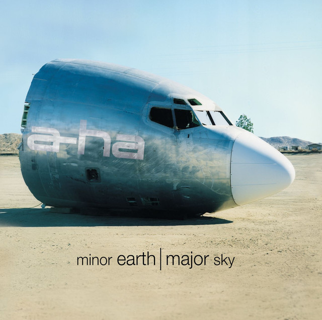a-ha Minor Earth | Major Sky album cover