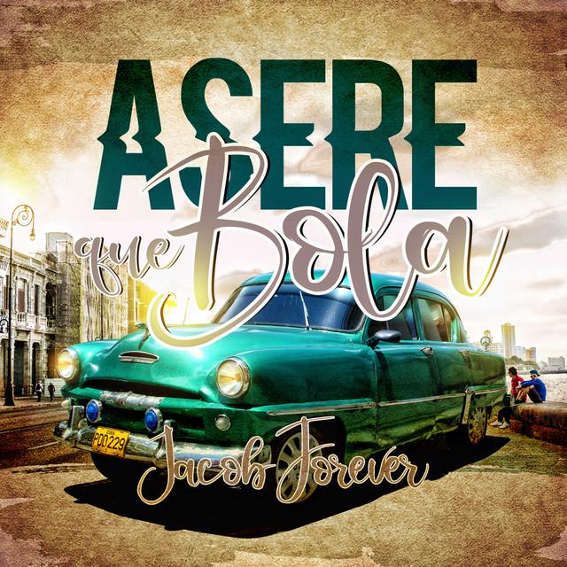 Jacob Forever album cover