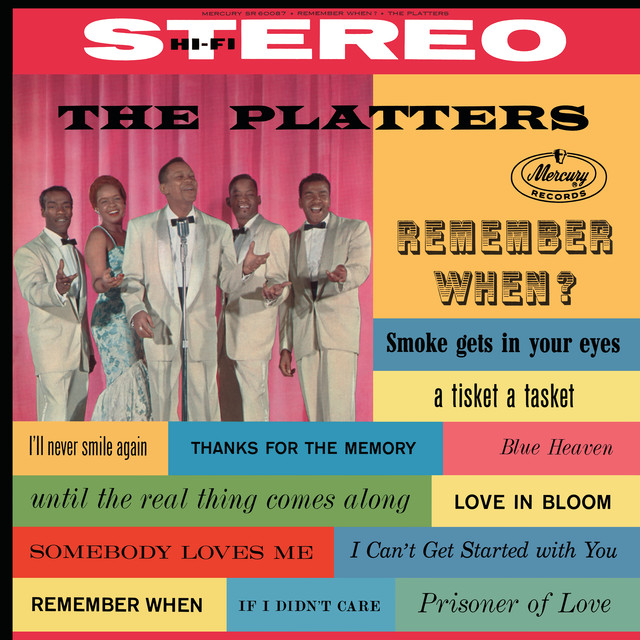 Smoke Gets In Your Eyes, a song by The Platters on Spotify