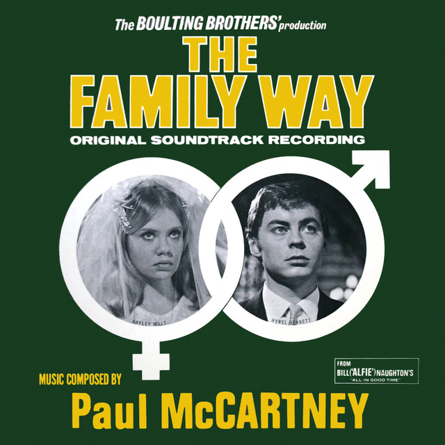 The Family Way Soundtrack