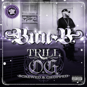 Bun B Just Like That cover