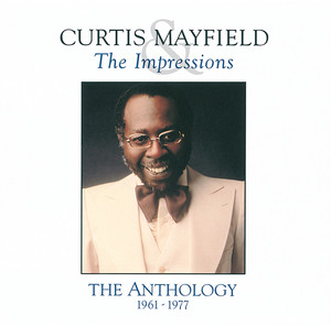 Curtis Mayfield Superfly cover