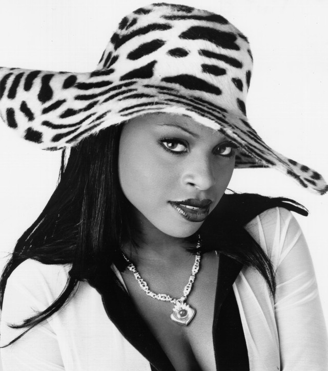 Foxy Brown Dru Hill Big Bad Mamma cover