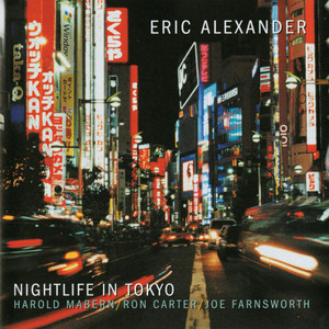 Nightlife in Tokyo album