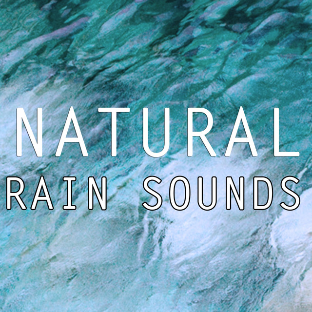 Natural Rain Sound Albumcover