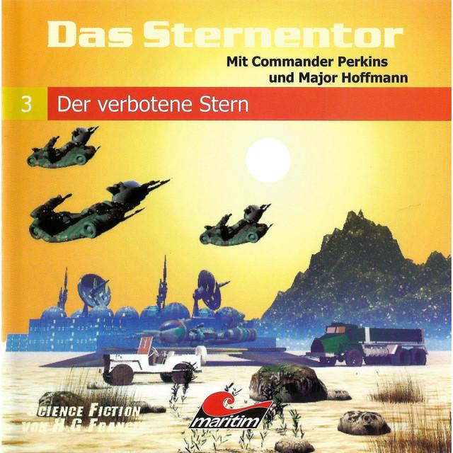 Mit Commander Perkins und Major Hoffmann - Folge 3: Der verbotene Stern Cover