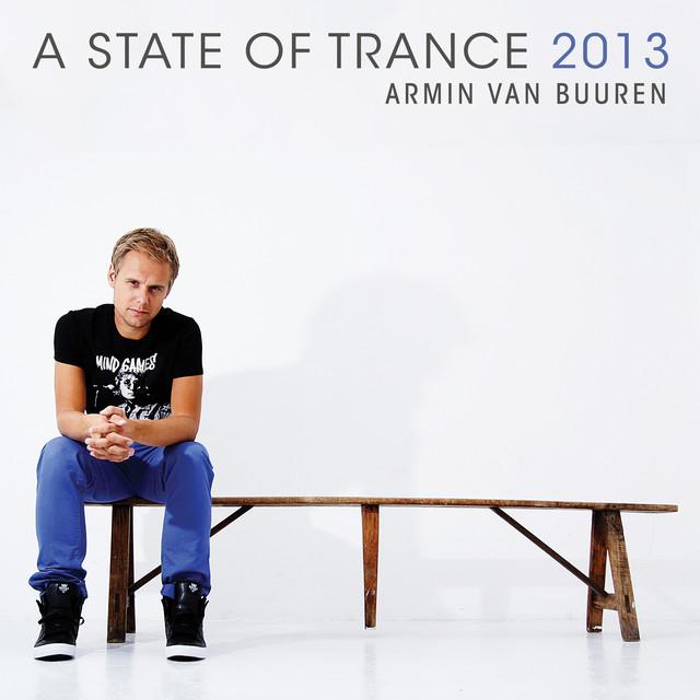 Armin van Buuren A State Of Trance 2013 (Mixed by Armin van Buuren) album cover