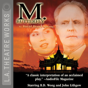 M. Butterfly (Audiodrama) Audiobook