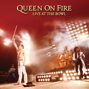 On Fire: Live At The Bowl Albumcover