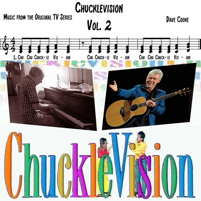 Chucklevision, Vol  2 (Music from the Original TV Series) by Dave