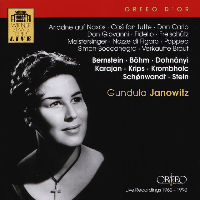 Wiener Staatsoper Live: Gundula Janowitz
