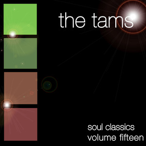 Soul Classics-The Tams-Vol. 15 album