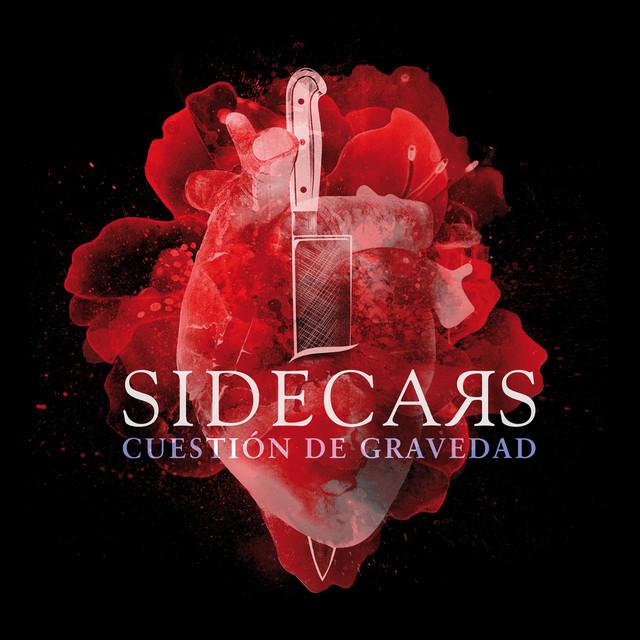 Album cover for Cuestión de gravedad by Sidecars