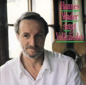 Hannes Wader singt Volkslieder Albumcover