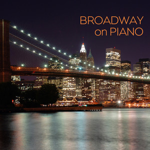 Broadway on Piano Albumcover