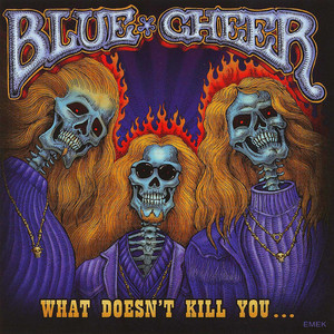 What Doesn't Kill You... album