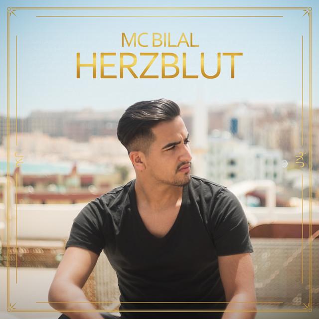 Album cover for Herzblut by MC Bilal