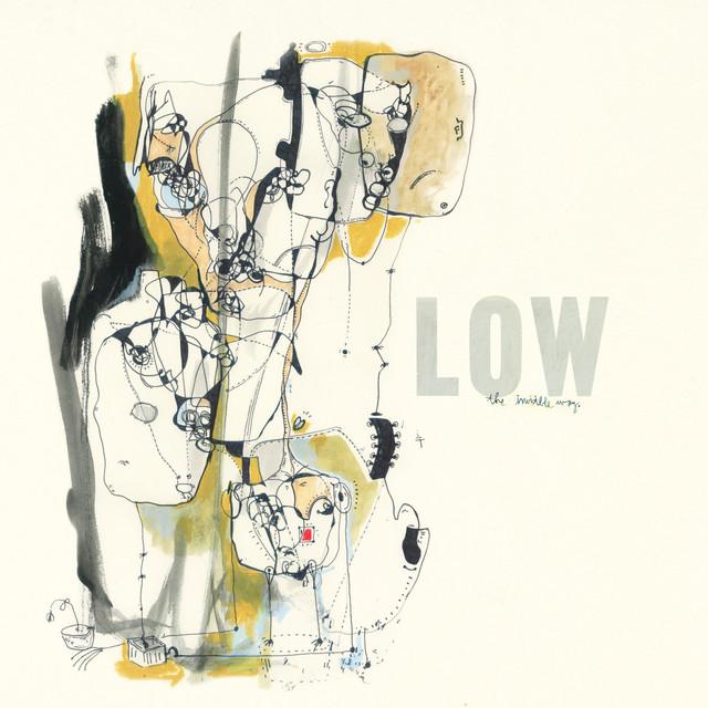 Skivomslag för Low: Invisible Way