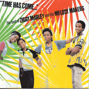 Time Has Come... The Best of Ziggy Marley and the Melody Makers album