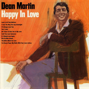 Happy In Love album