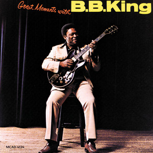 B.B. King I'm Gonna Move to the Outskirts of Town cover