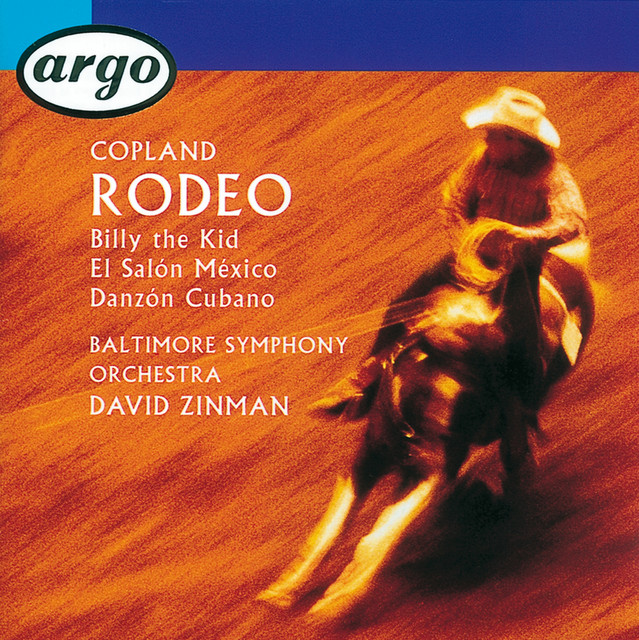Rodeo 4 hoe down a song by aaron copland baltimore for Aaron copland el salon mexico