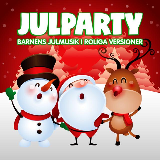 Julparty - Barnens julmusik i roliga versioner