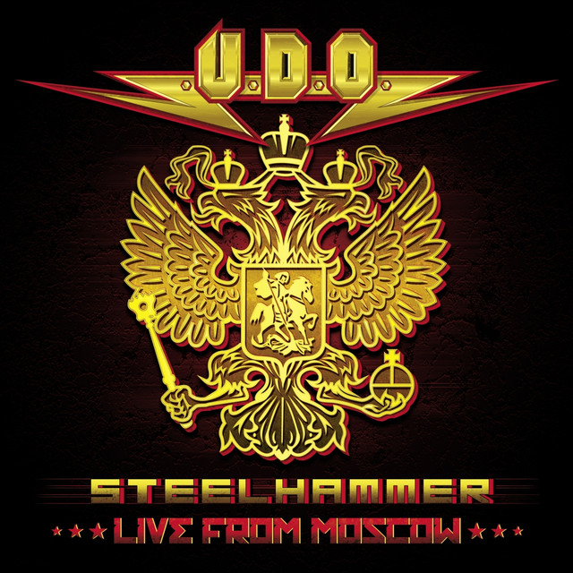 Steelhammer (Live from Moscow)