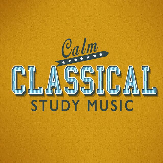 Calm Classical Study Music Albumcover