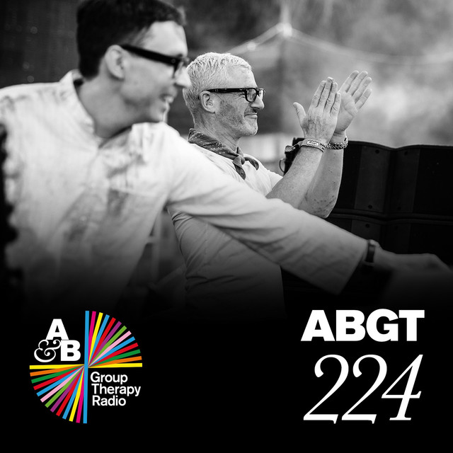 Album cover for Group Therapy 224 by Above & Beyond