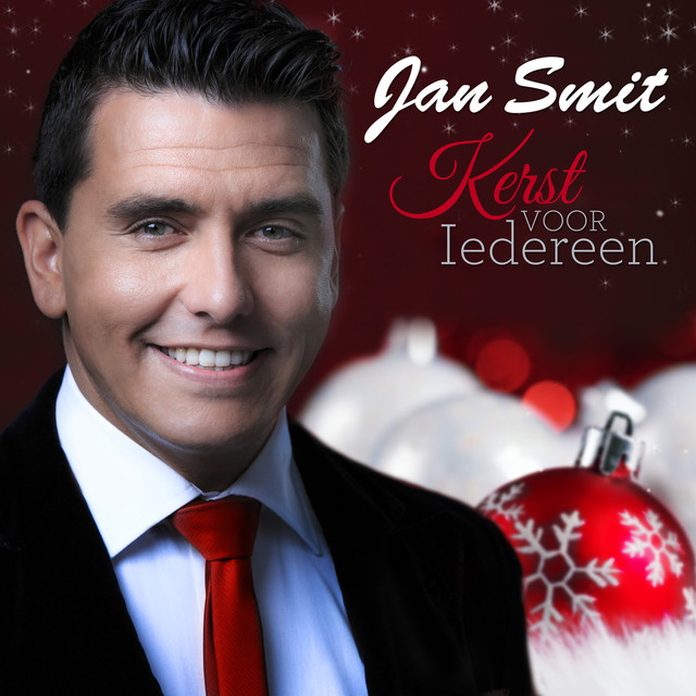 Album cover for Kerst Voor Iedereen by Jan Smit