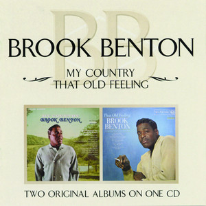 Brook Benton Walking The Floor Over You Cover
