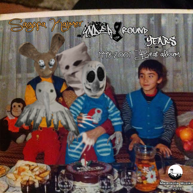 Underground Years Vol.1 (1998-2001 Beat Album)