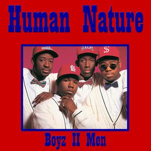 Human Nature Albumcover