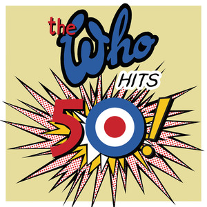 The Who Hits 50 Albumcover
