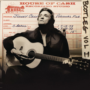 Johnny Cash Bootleg, Volume 1: Personal File Albumcover