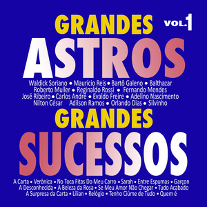 Grandes Astros Grandes Sucessos, Vol. 1 - Reginaldo Rossi
