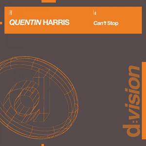Quentin Harris, Jason Walker Can't Stop - Joey Negro Dub cover